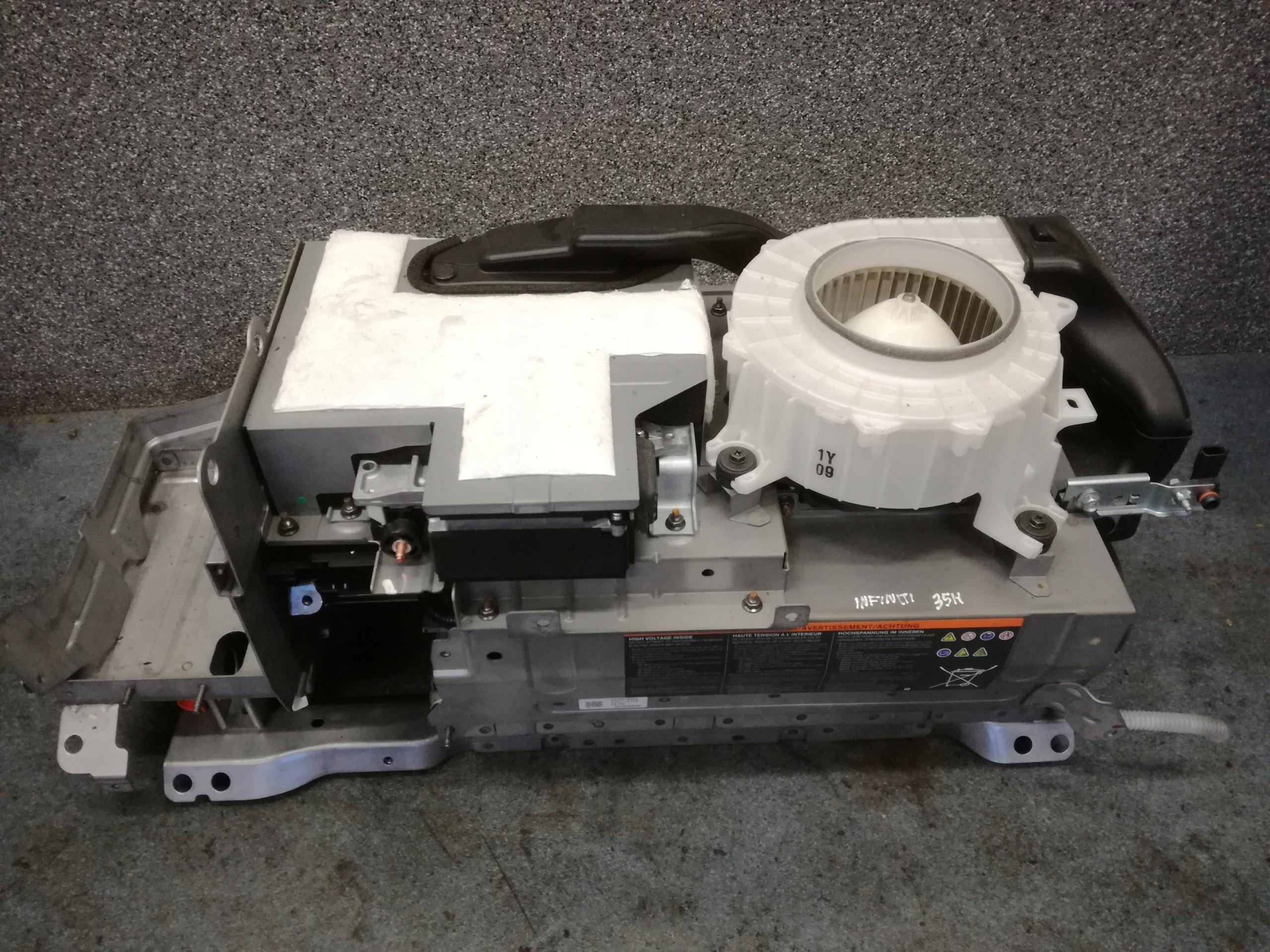 Батерия Инфинити Q70 с М m35h бежит 3.5 гибрид 10-18
