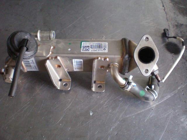 радиатор выхлопных газов системы рециркуляции ог renault koleos 147355435r