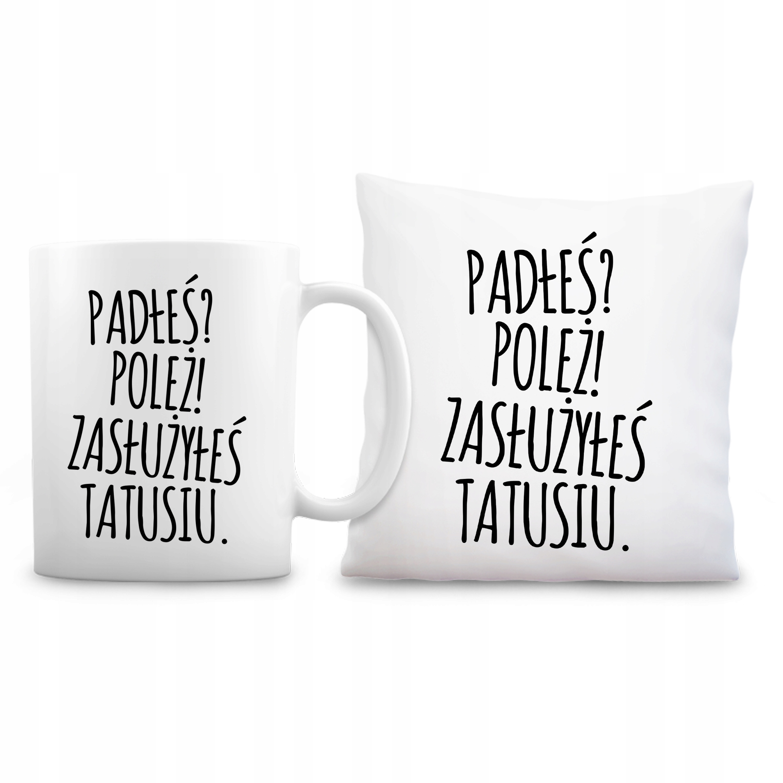 Item SET FATHER'S DAY DAD PILLOW + MUG AS A GIFT