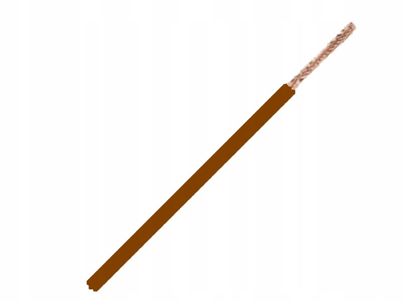кабель кабель flry-b 1x0 75mm 0 75mm2 коричневый 5m