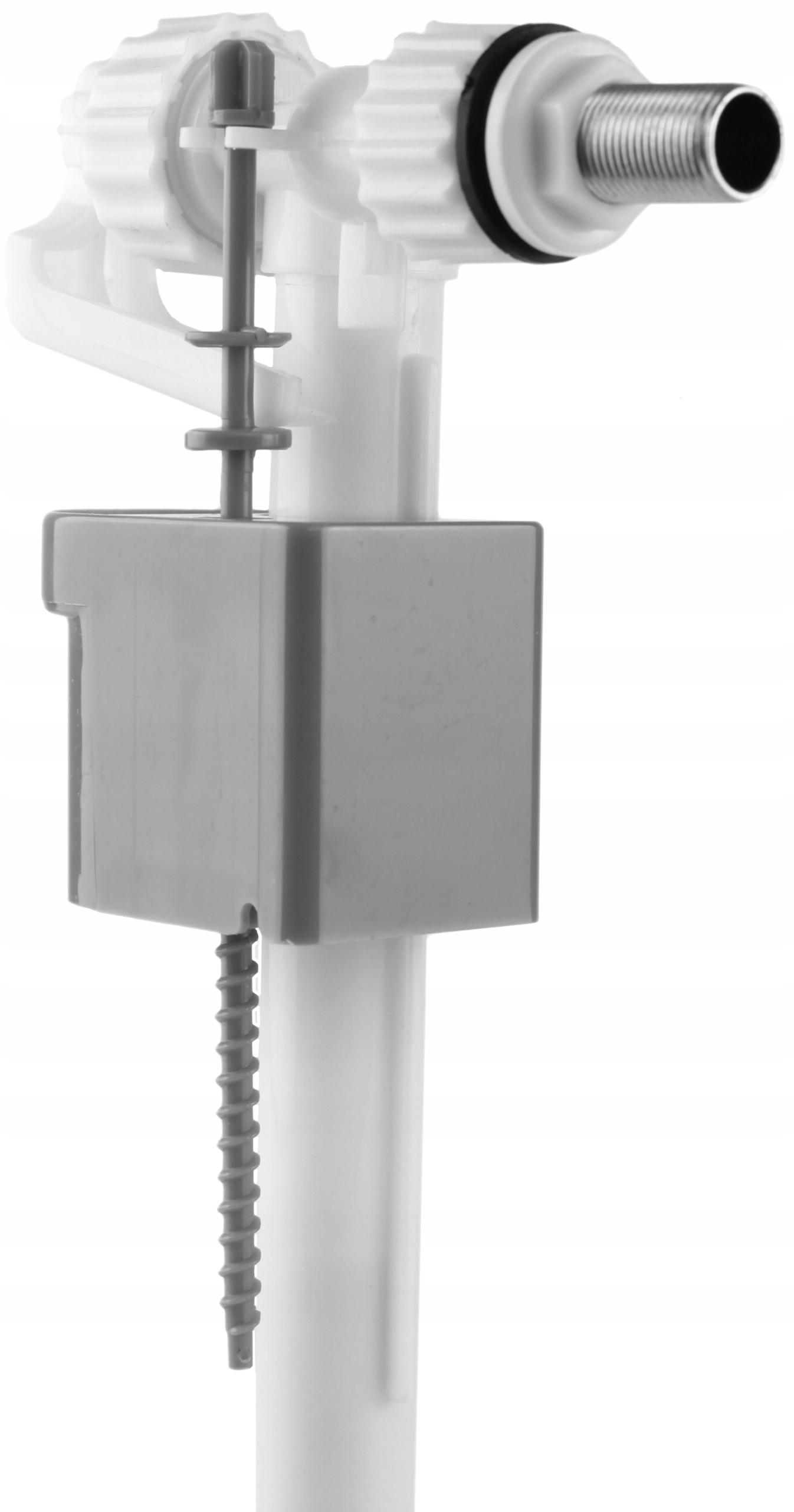 Клапан наполняющий 1 /2 3 /8 жара скрытой установки