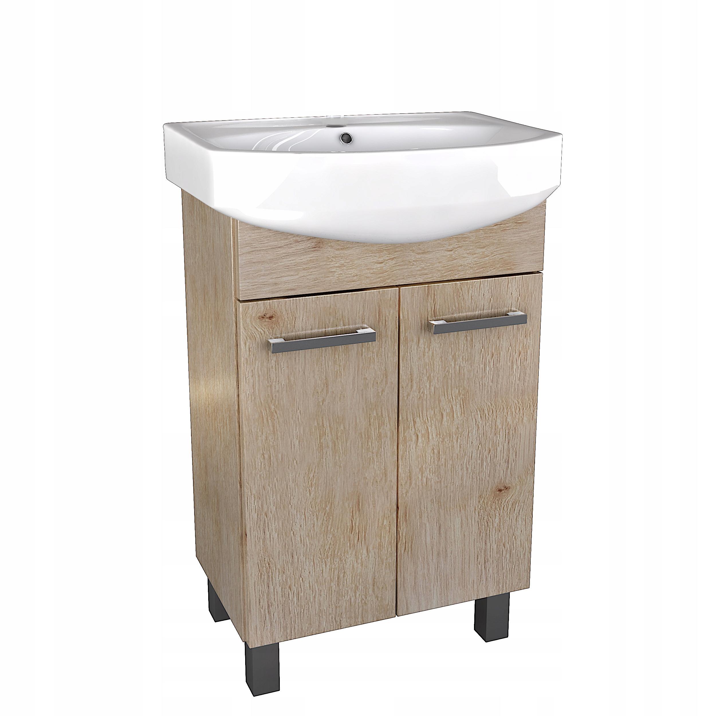 Skrinka + umývadlo 40, DUB doprava zadarmo 24 hodín