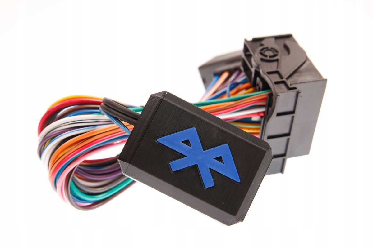 адаптер bluetooth для bmw e60  e61  осуществляем неинвазивных подъема