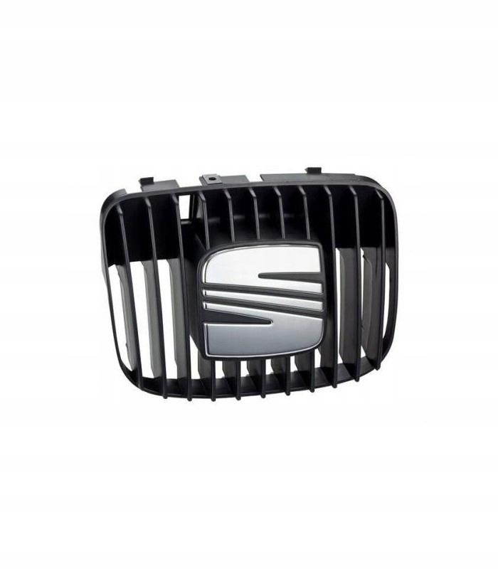 решетка пустышки радиатора с обратным адресом seat леон oem