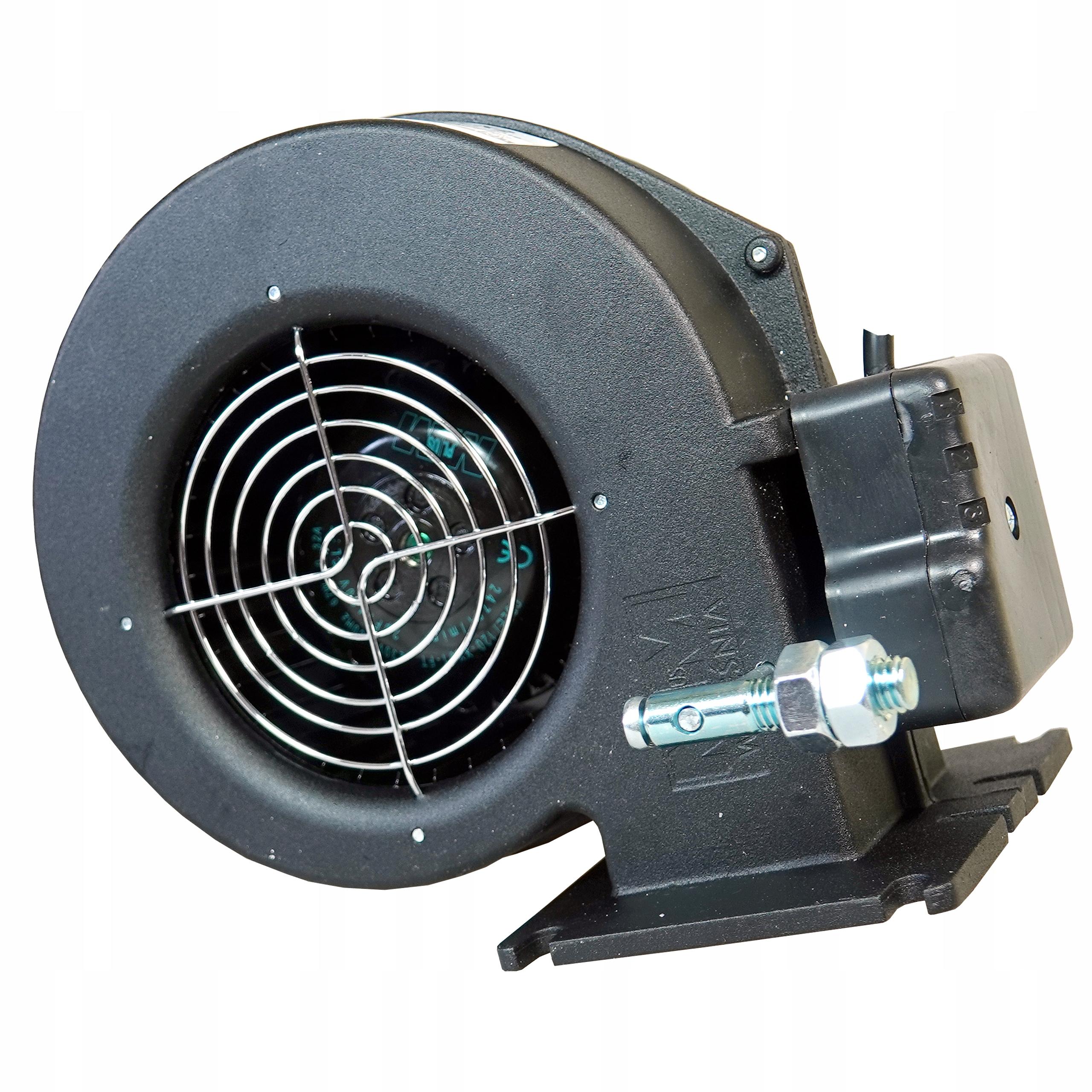 Dúchadlo WPA x2 WPA 120 67W ventilátor kotlovej pece