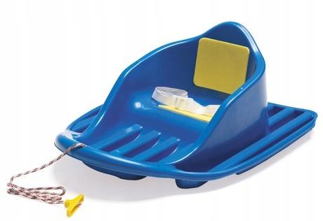 Sanki z oparciem STIGA BABY CRUSER plastikowe