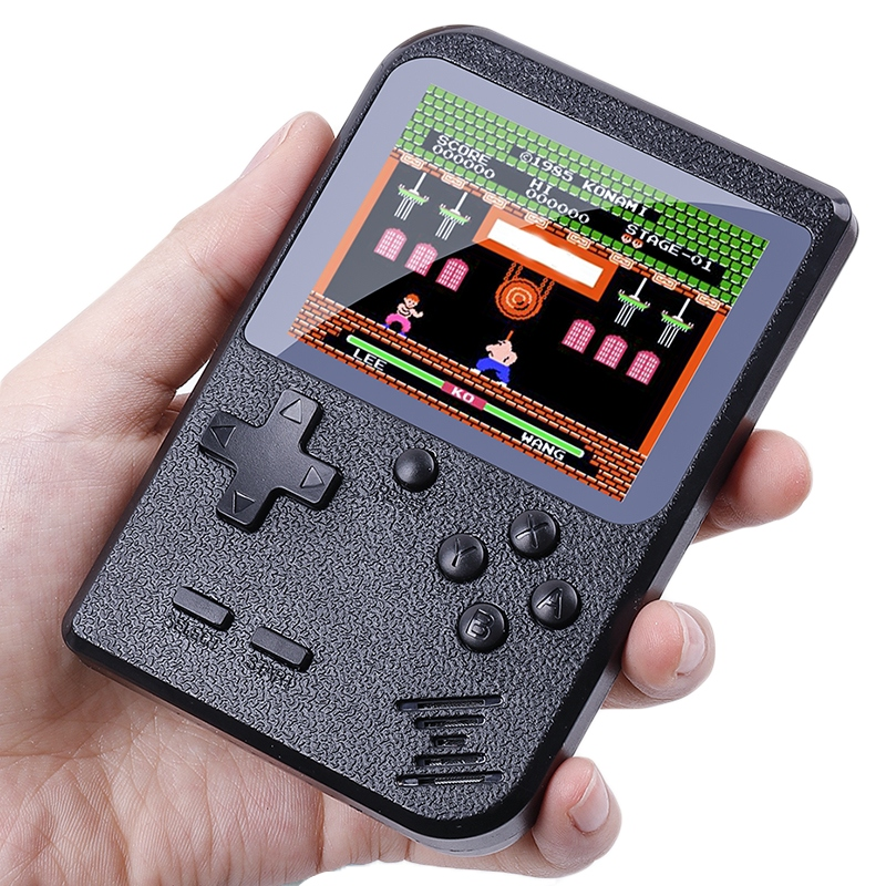 Item THE MINI CONSOLE 400 GAMES FOR 2 PLAYERS FREE SHIPPING