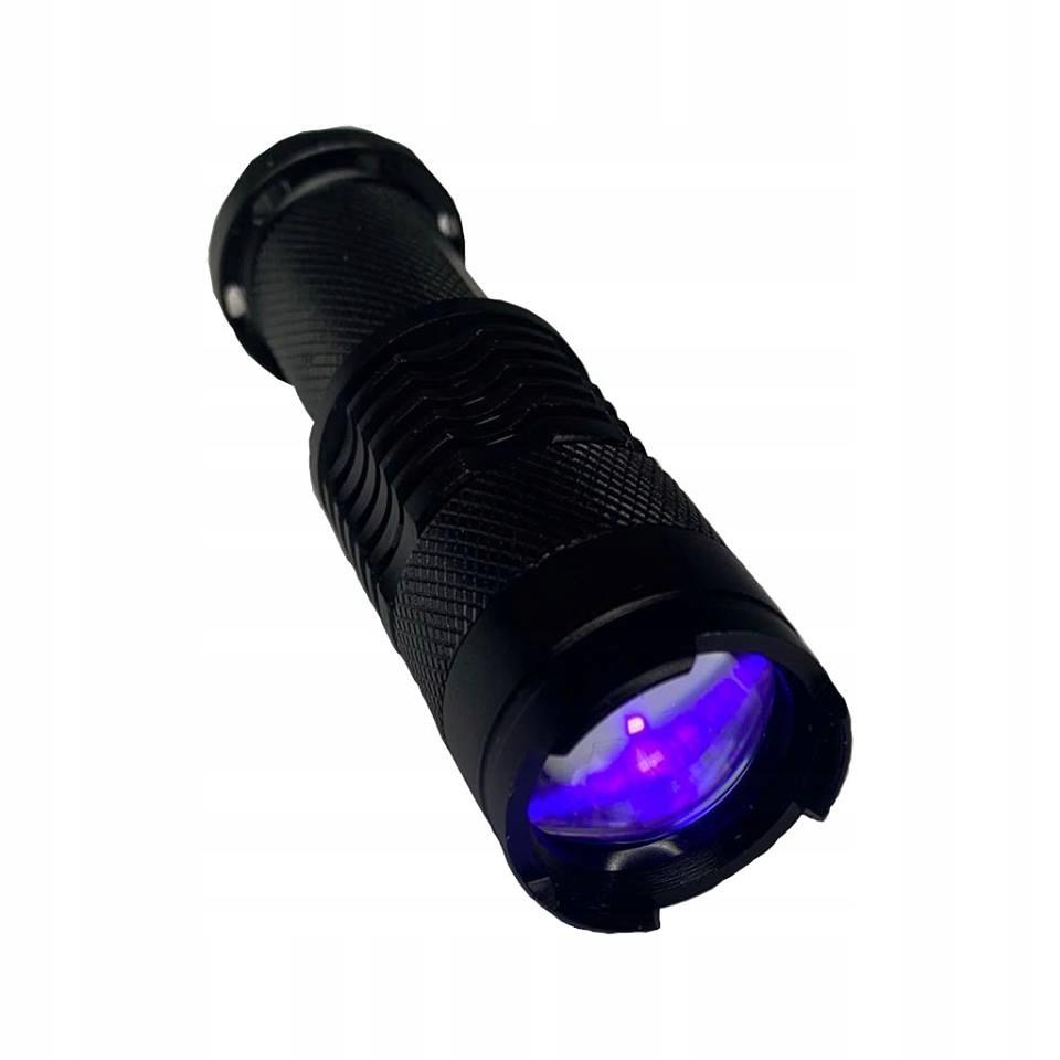 Mini detektor latarka lokalizacja plamy moczu krwi