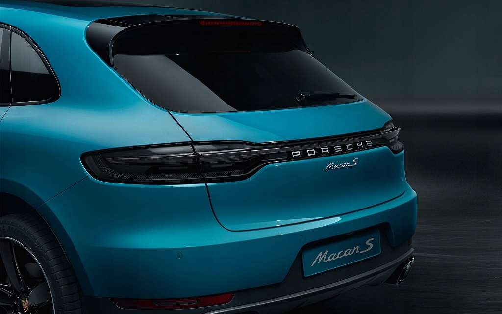 кришка Лампи Задні Porsche...