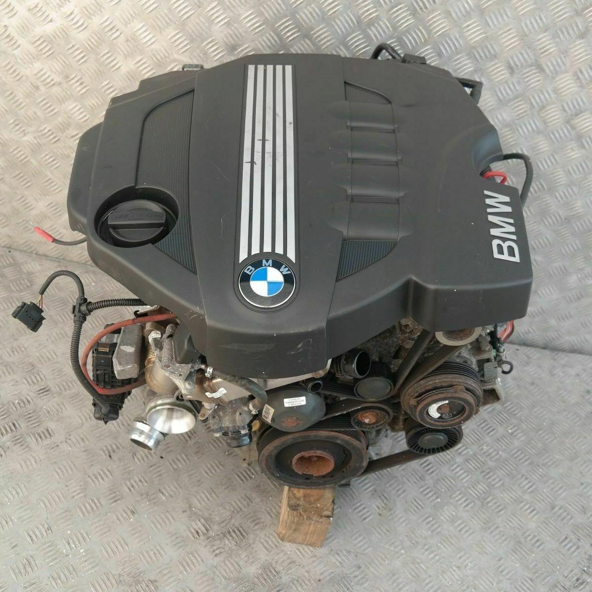 bmw e87 e90 двигатель n47d20c 143km 118d 318d