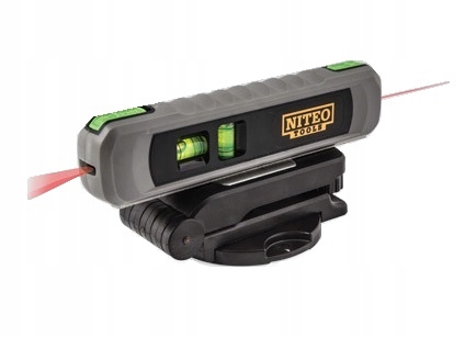 Купить Уровень лазерный Niteo Tools Лазер, Магнит на Otpravka - цены и фото - доставка из Польши и стран Европы в Украину.