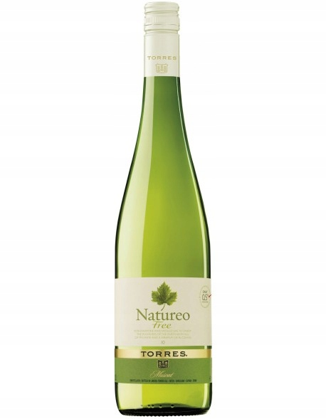 HISZPAŃSKIE Wino Natureo Muscat BEZALKOHOLOWE