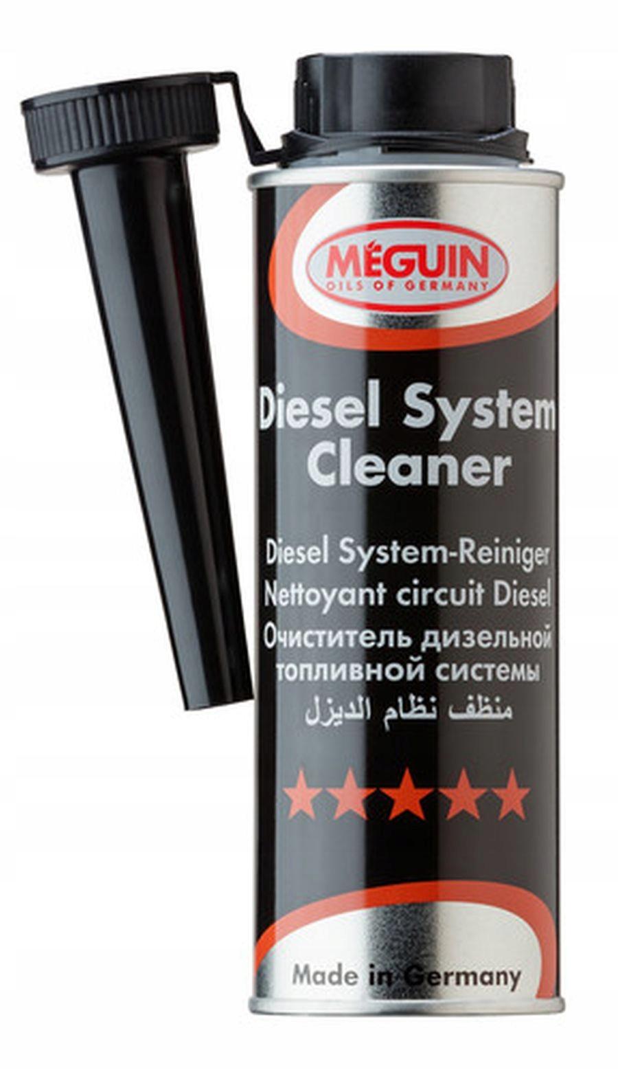Meguin Diesel System Cleaner Распределение польша