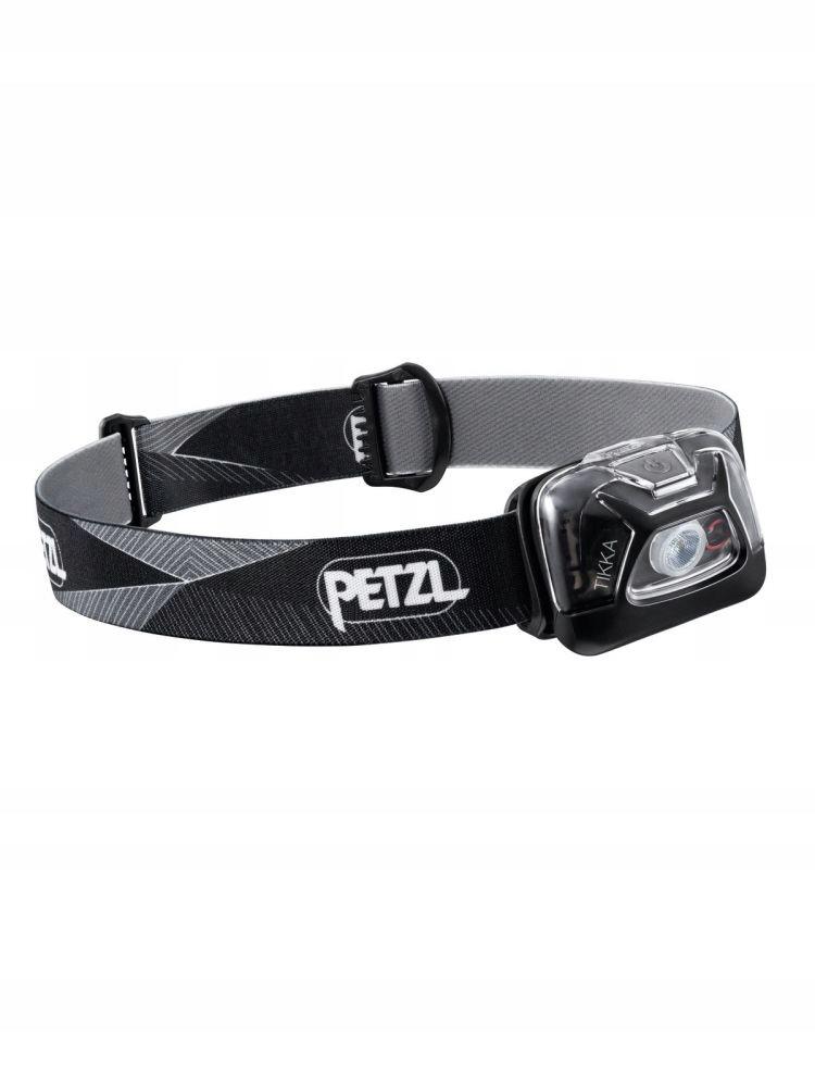 Baterka svetlomet Petzl Tikka Hybrid 300lm čierna
