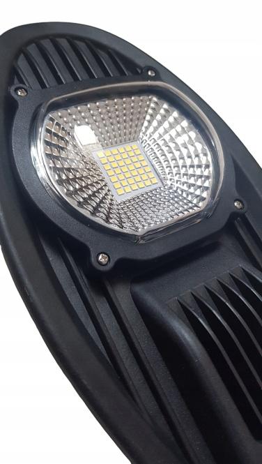 Lampa uliczna LED latarnia solarna 50W + PILOT ! Zasilanie solarne