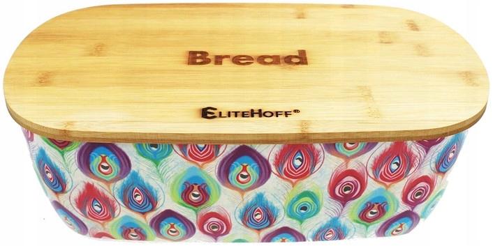 Chlebník Chlieb bochník Bambusová doska