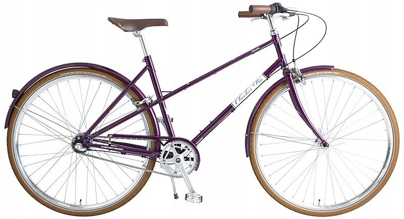 "Retro cestný bicykel CHECKER PIG ""Charlotte"
