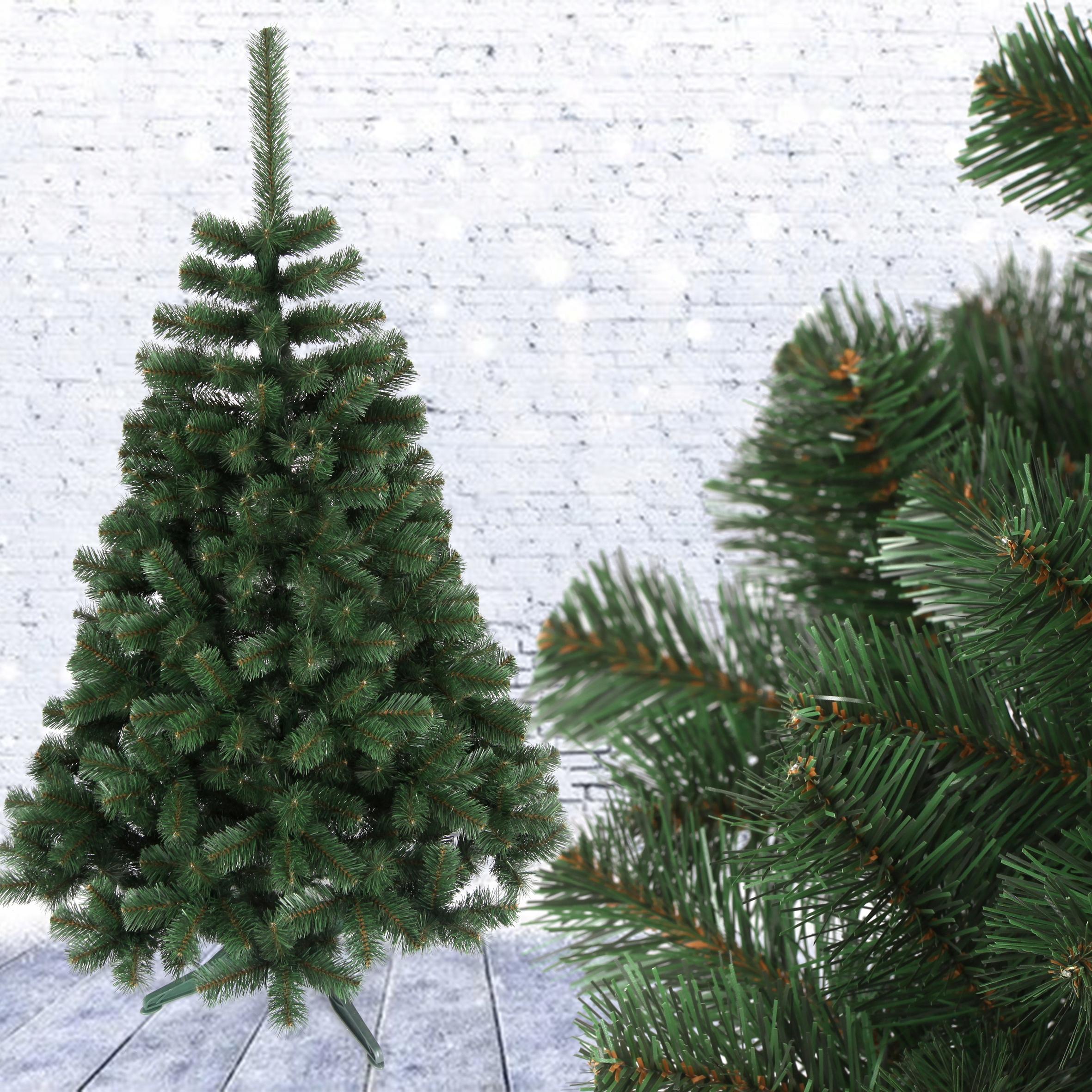 Jedľa Amelia, umelý vianočný stromček 220 cm