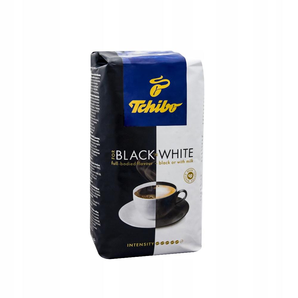 кофе ? зернах Tchibo BLACK 'N WHITE 1 кг