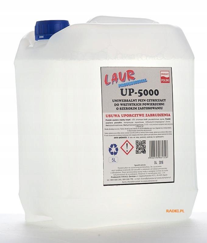 Универсальная чистящая жидкость ЛАВР UP5000 5Л