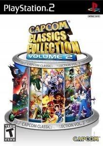 Capcom Classics Collection vol. 2 Nový Film PS2