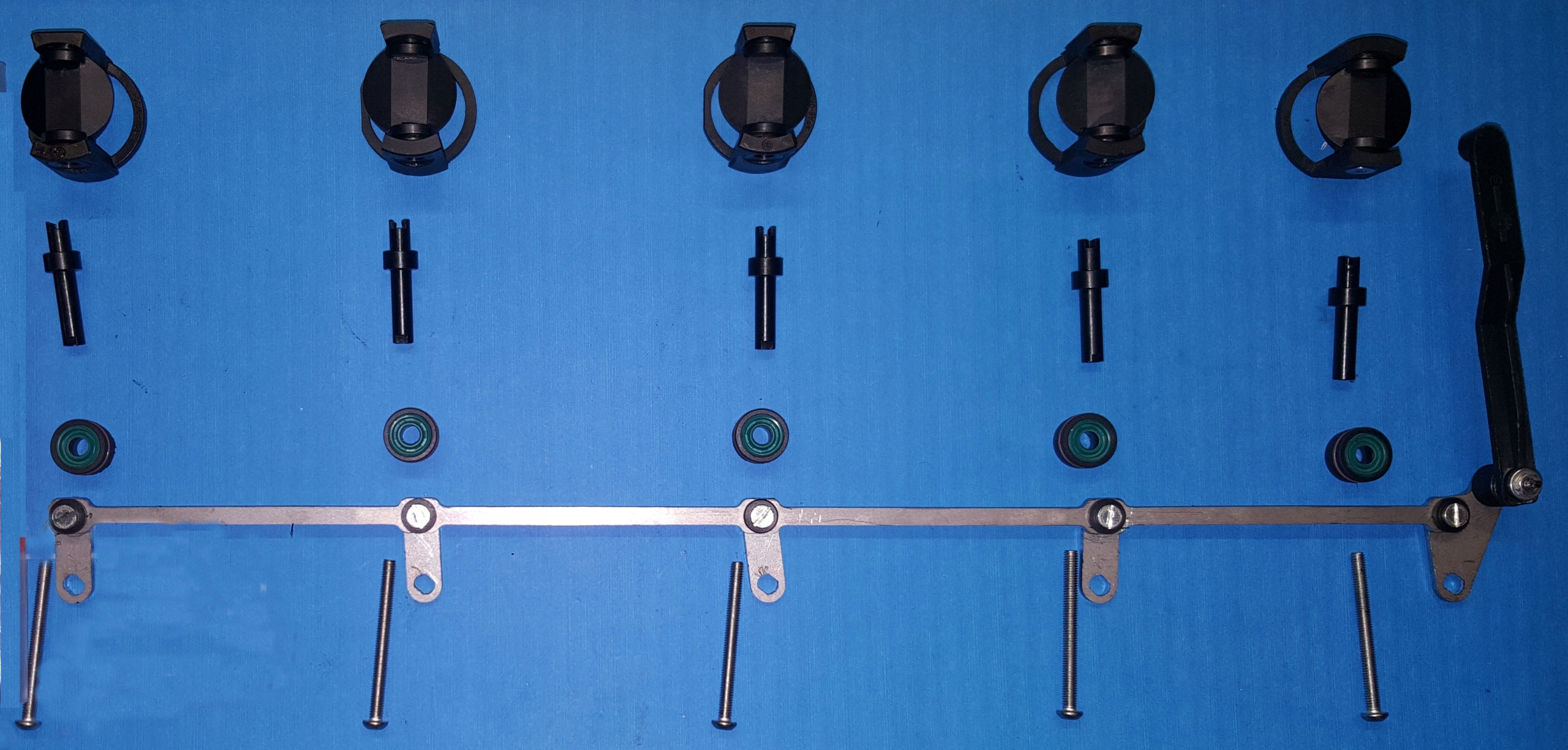 комплект ремонтный mercedes 2 7cdi w203 w210 w211