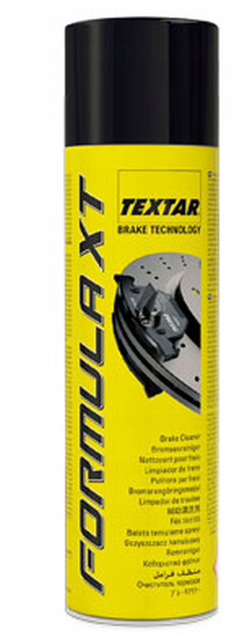 TEXTAR для очистки тормозов BRAKE CLEANER 500 МЛ