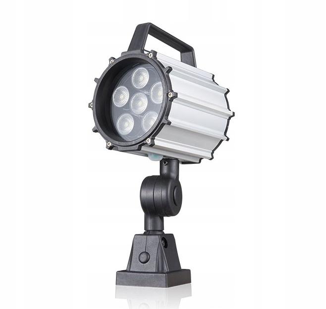 Светодиодная лампа для станка 24В короткая 9,5Вт