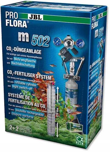 JBL PROFLORA CO2 SET M502 CO2 SYSTÉM PRE AKVÁRIUM