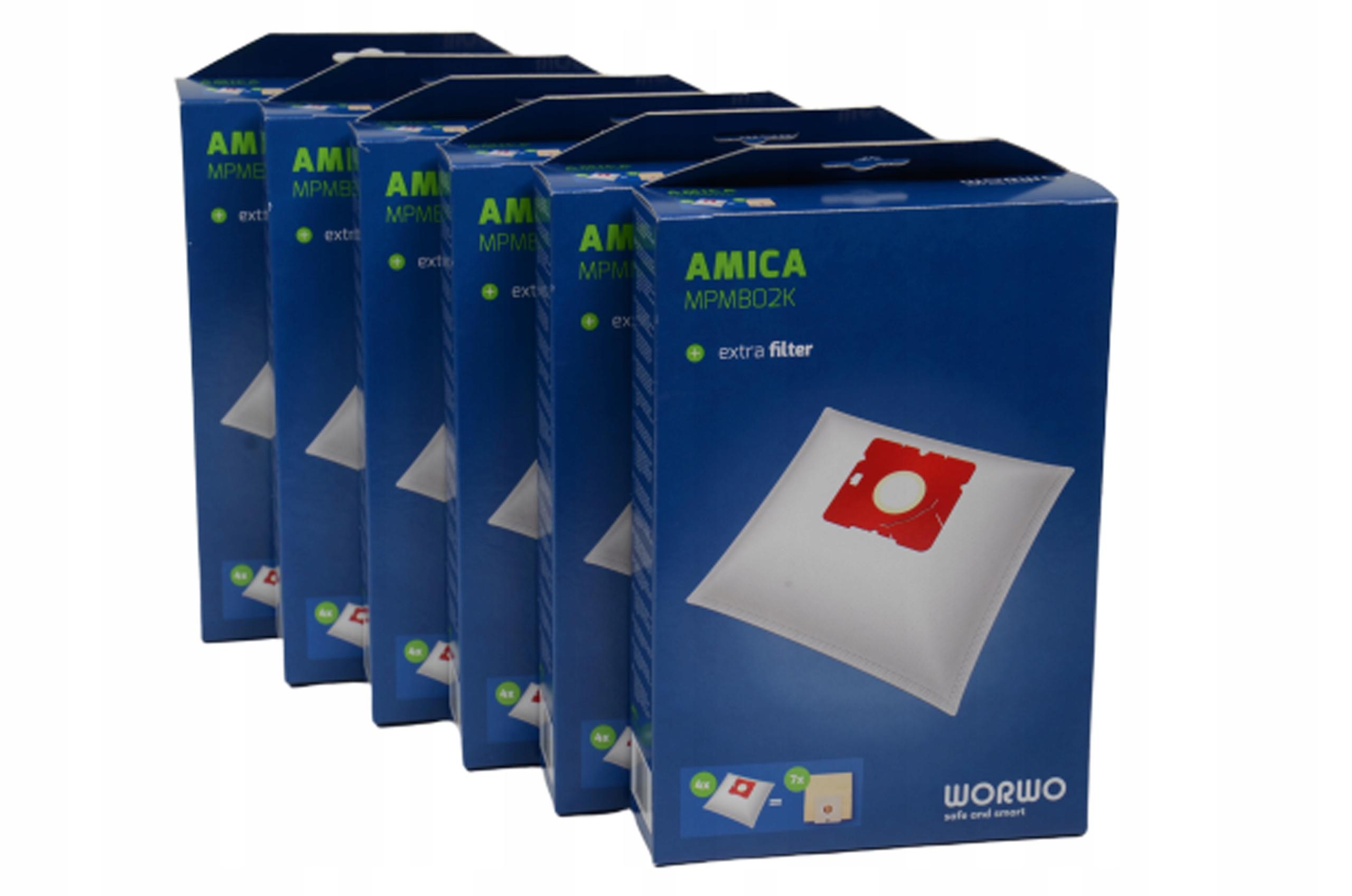 Vrecká do vysávača AMICA AW3011