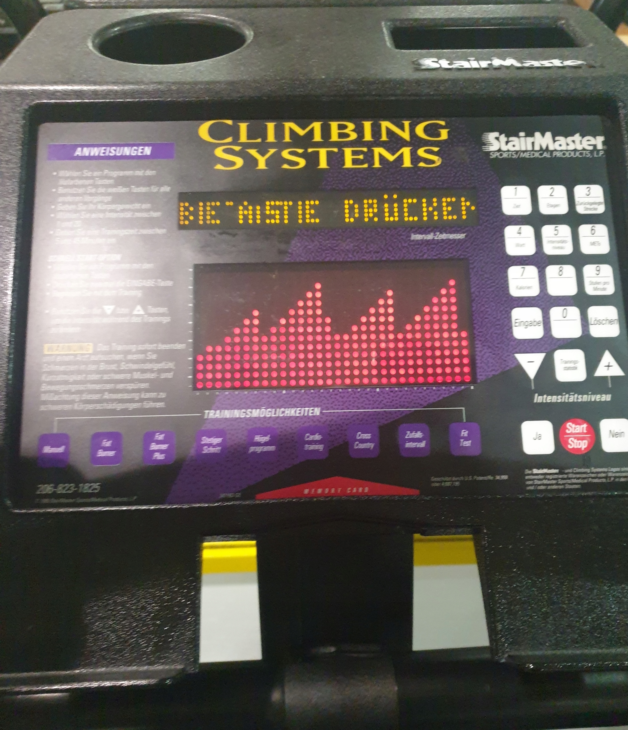 STAIRMASTER 4400 CL