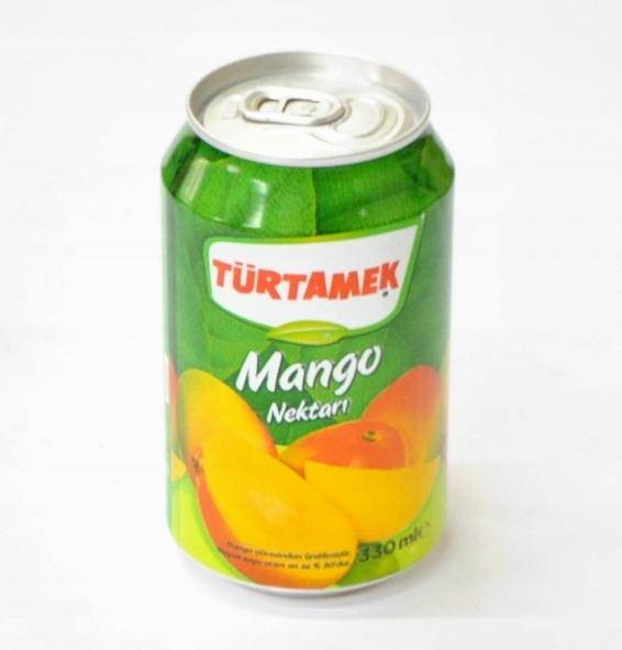 Turecký nektár - Turtamek MANGO 24 kusov