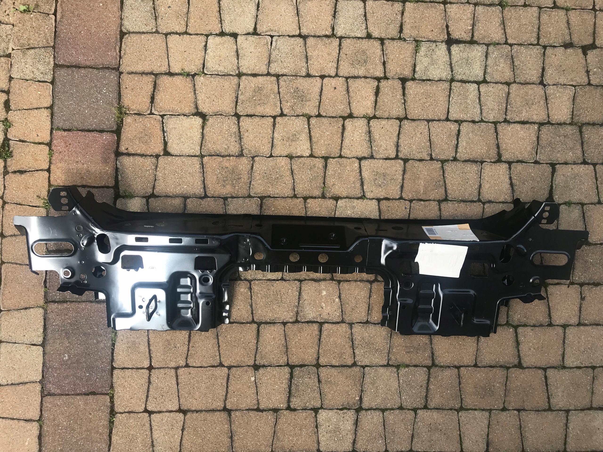 мини купер f56 пояс задняя панель внутр новый org41007387943