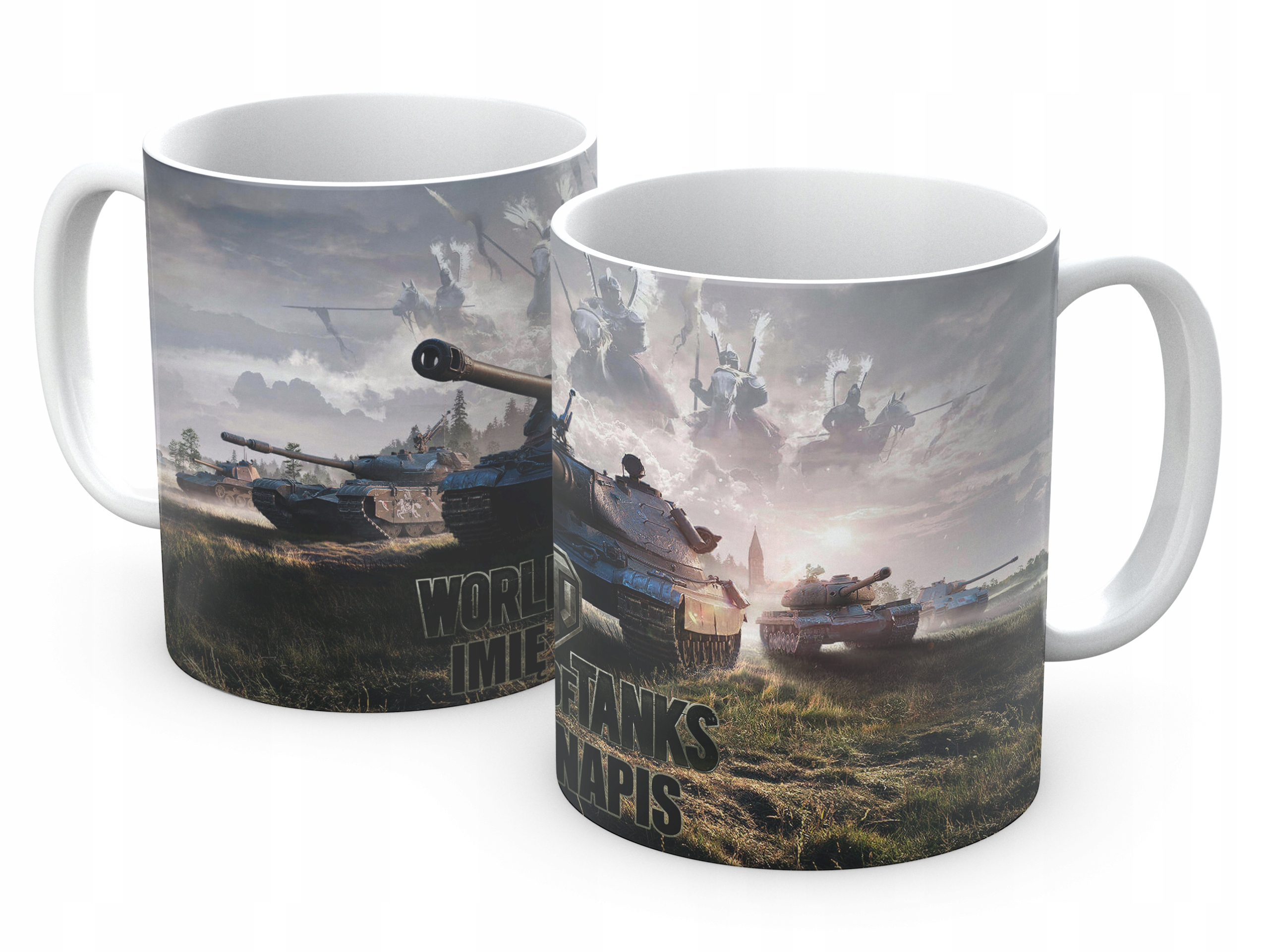 Item MUG gift 330 WOT World of Tanks w1