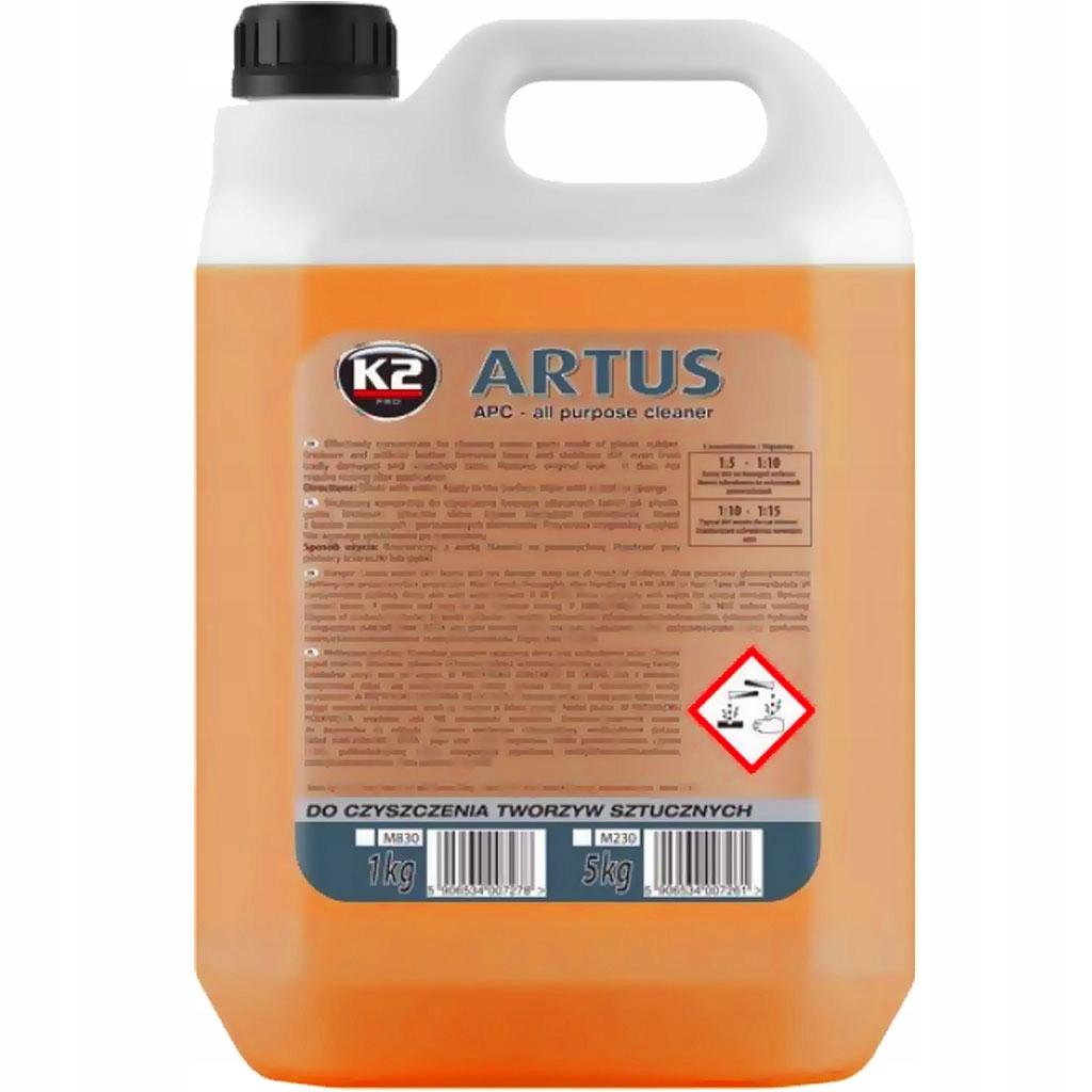 K2 ARTUS CONCENTRATE Универсальное моющее средство