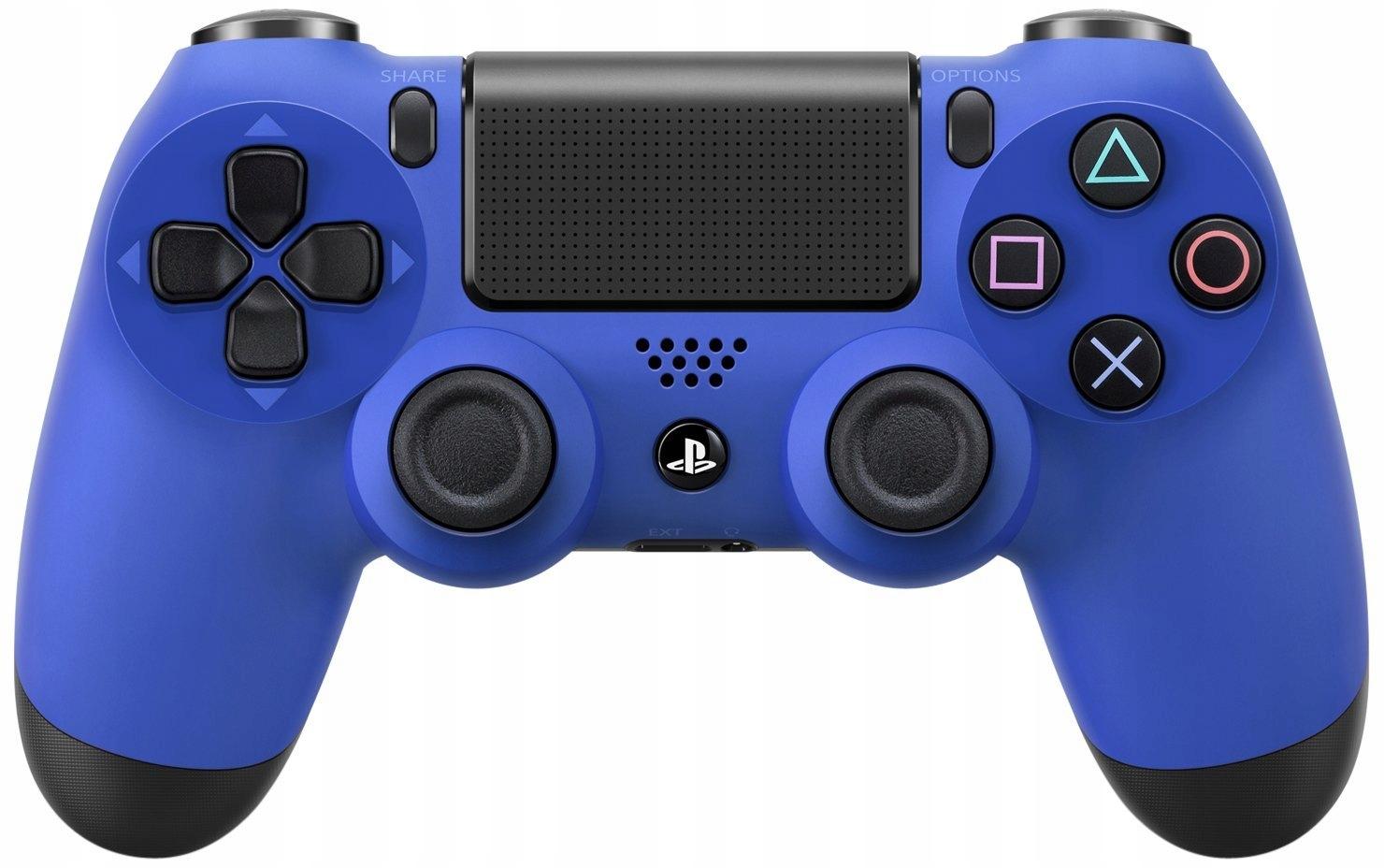 Item PAD FOR PS4 DUALSHOCK 4 BLUE ORIGINAL SLIM PRO