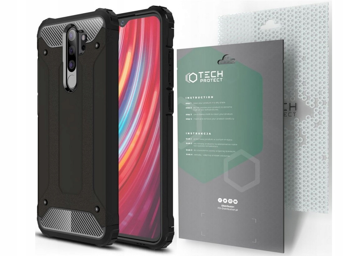 Xarmor - Etui Obudowa Do Xiaomi Redmi Note 8 Pro