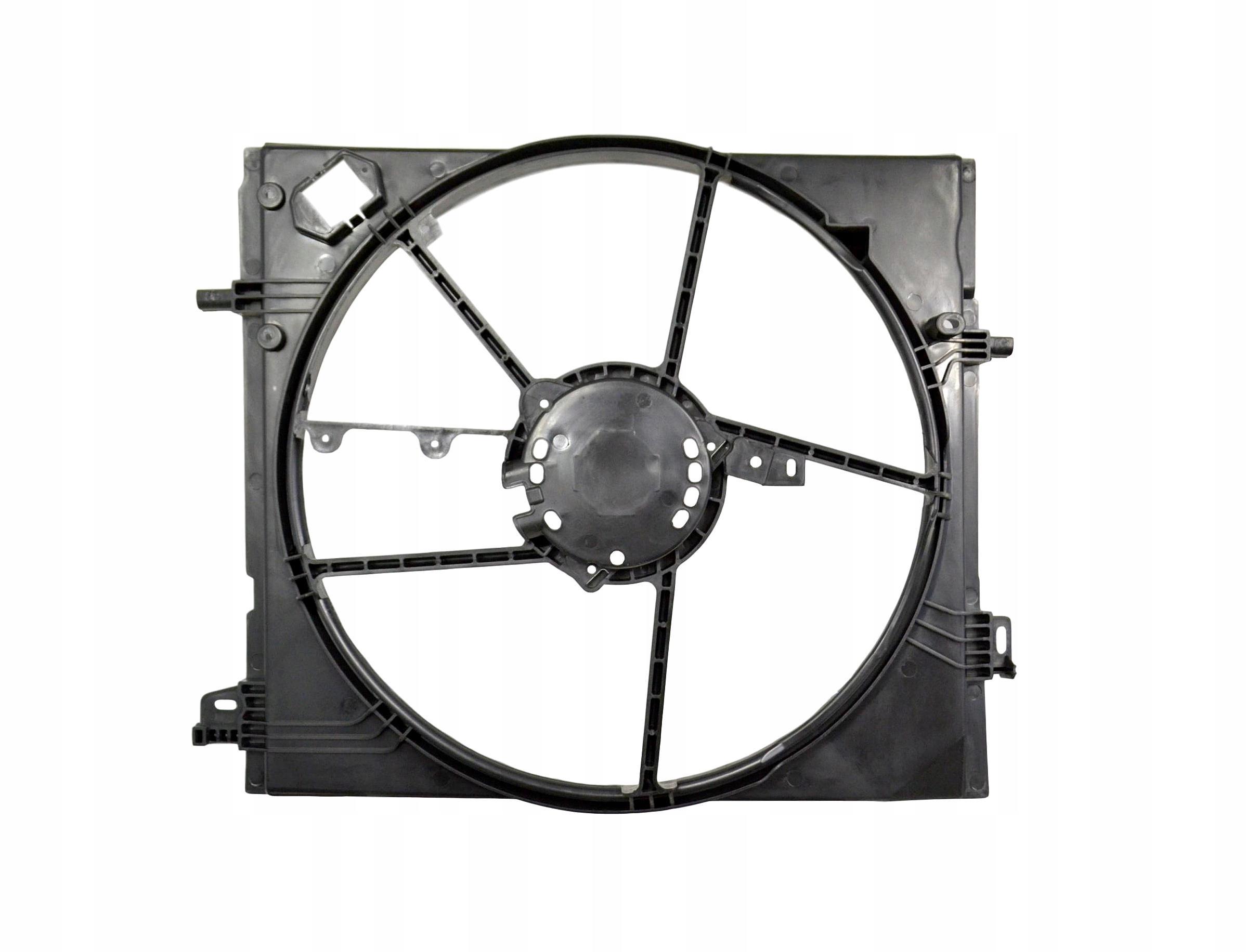 новая корпус вентилятор renault kadjar 13 14 15-