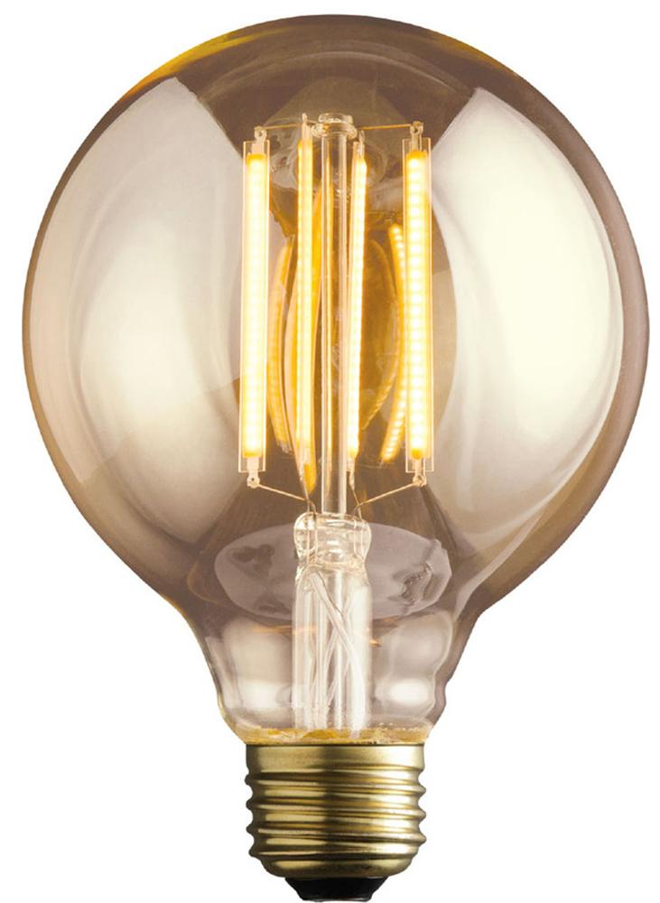 VINTAGE svietidlo DEKORATÍVNE SVETE 4W LED