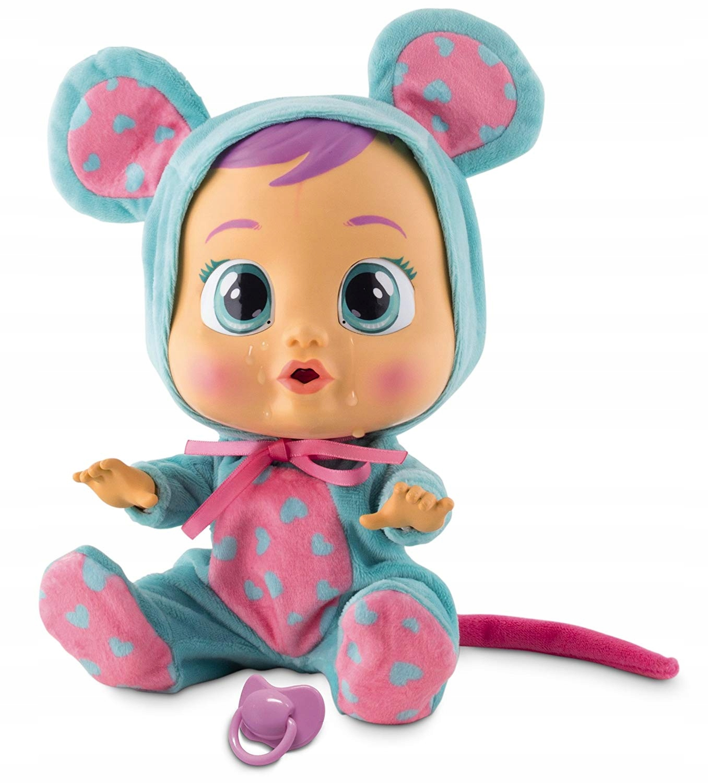 Cry Babies Fantasy LALA, multy bábika 30 cm
