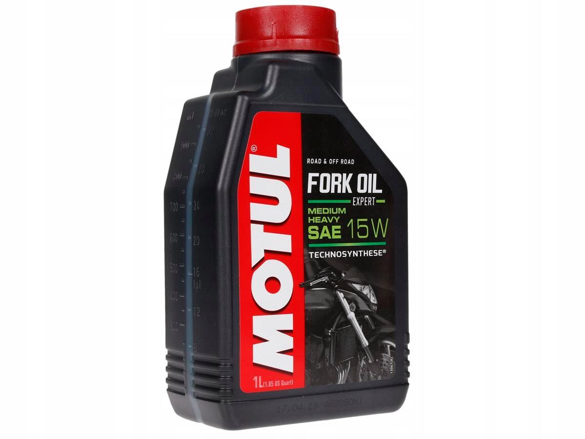Масло для амортизаторов/лаг 15W Motul Fork Oil 1Л