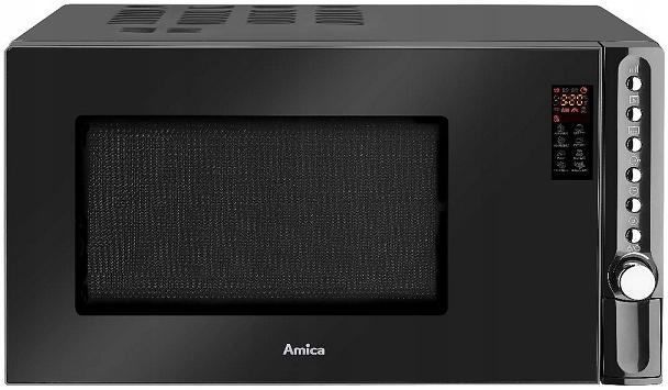 Mikrofalówka Amica AMGF23E1GB Combigrill Defrost