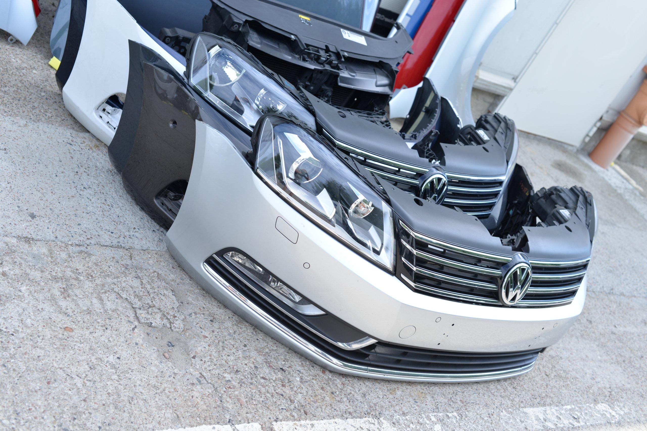 [КАПОТ ZDERZAK КРЫЛО REFLEKTOR PAS VW PASSAT B7 из Польши]изображение 4