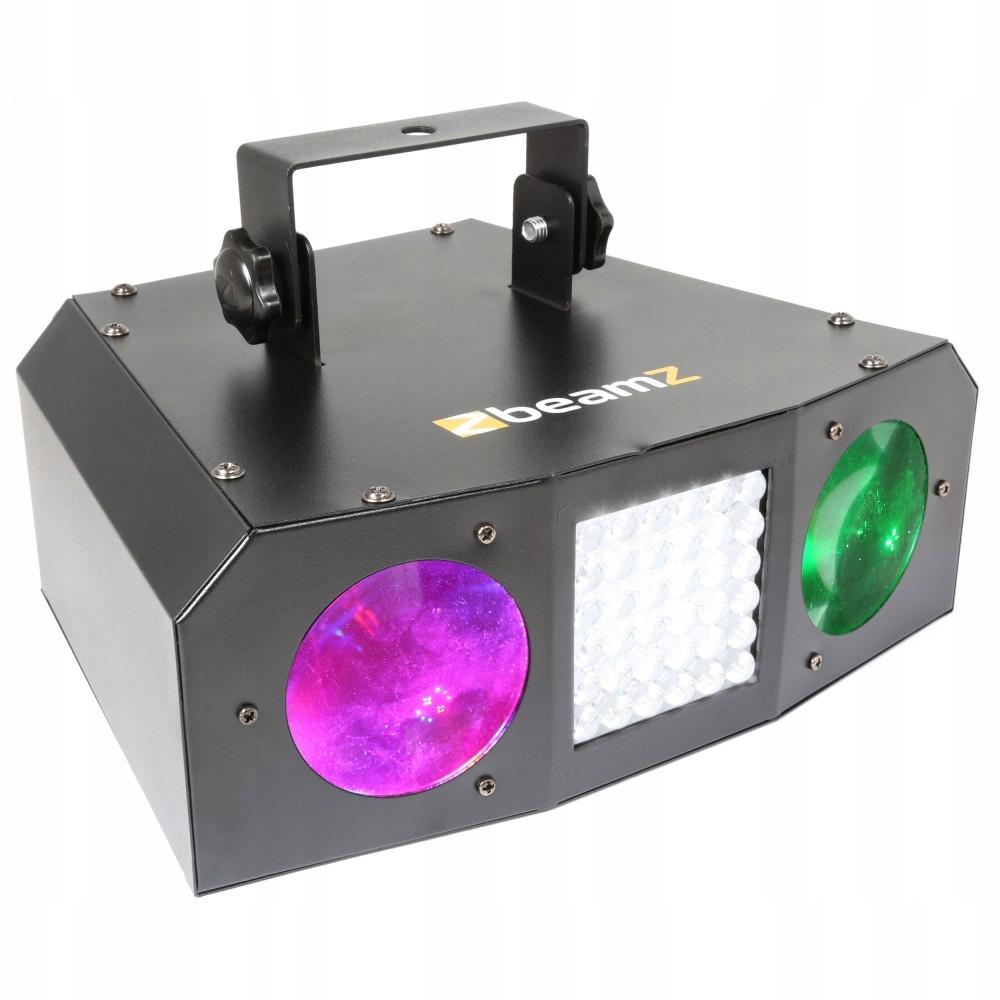 Super Effect LED BEAMZ Strroboscope 30W 72 X RGB