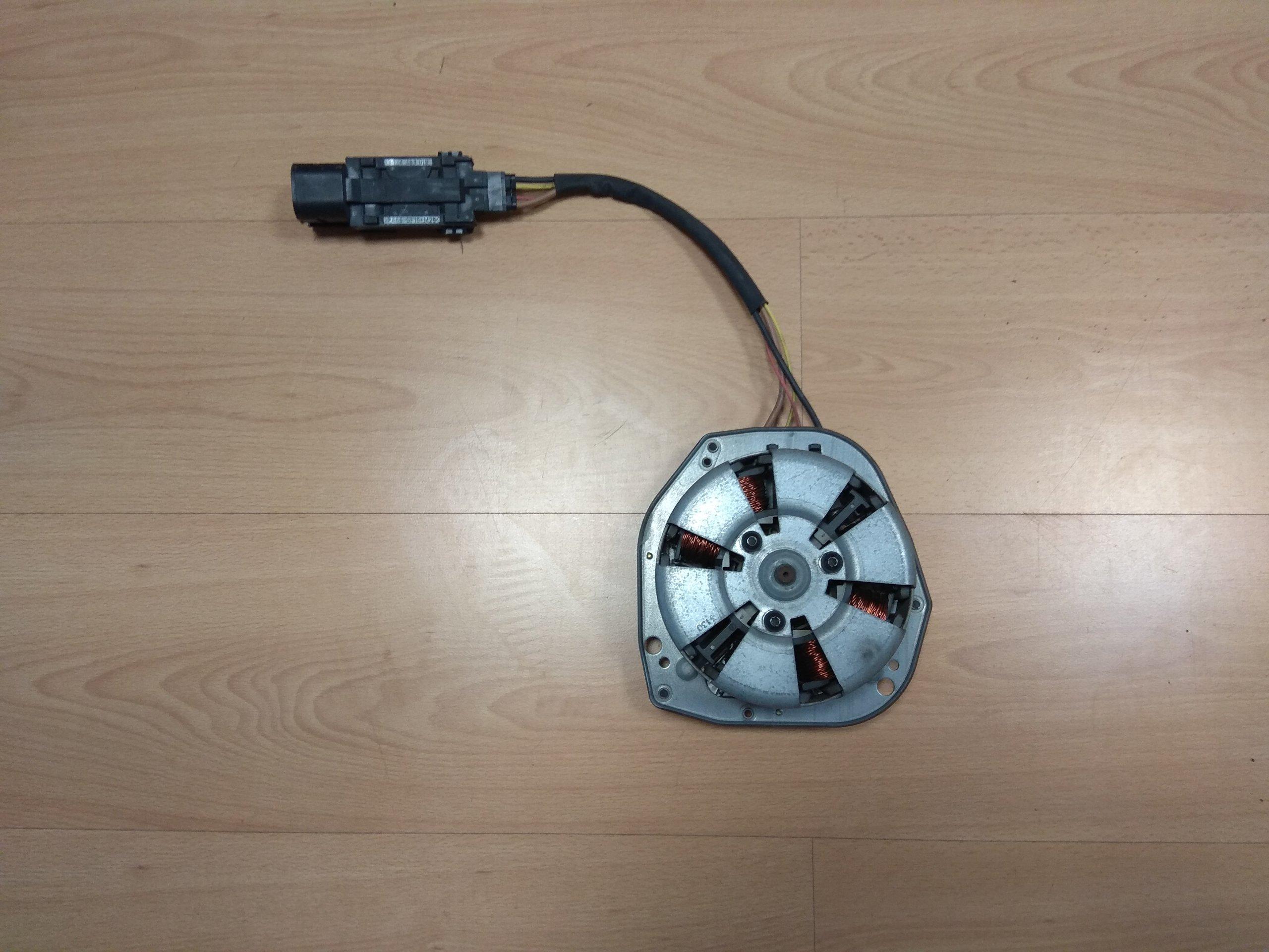 mercedes w211 30cdi двигатель вентилятора 1137328107