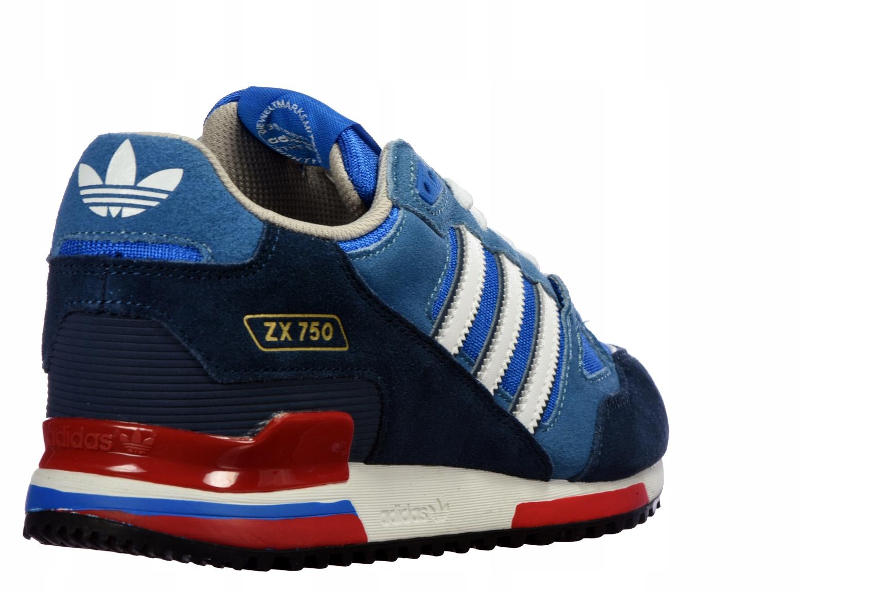 Buty męskie adidas Originals ZX750 G96718 r 42