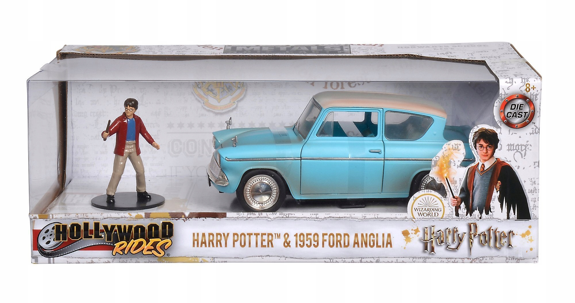 DICKIE TOYS HARRY POTTER 1959 FORD ANGLIA 318-5002