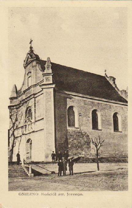Gniezno. Kostol sv. Jerzy. 193-?