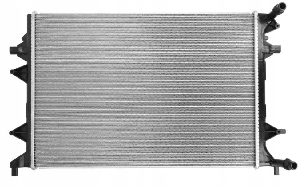 радиатор vw jetta 2010-2017 14tsi 5k0121251s