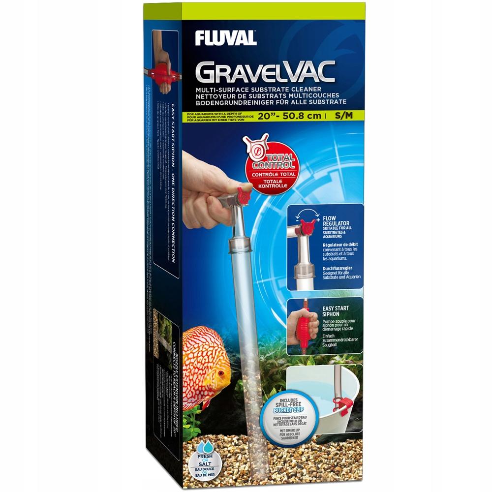 FLUVAL GravelVac Multi-Substrát S/M 50 cm Thickener